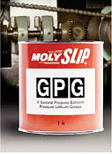 Смазка Molyslip GPG. General Purpose Grease.